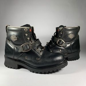 Harley Davidson Faded Glory Womens motorcycle boot